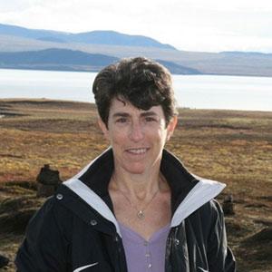 Ellen Kappel in Iceland